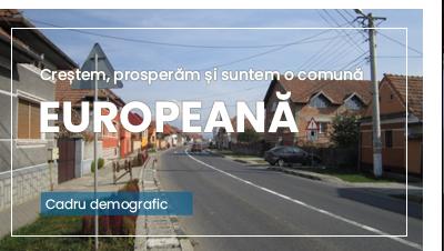 Demografic Comuna Mandra