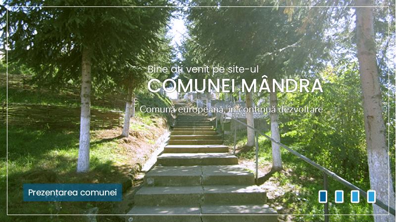 Comuna Mandra