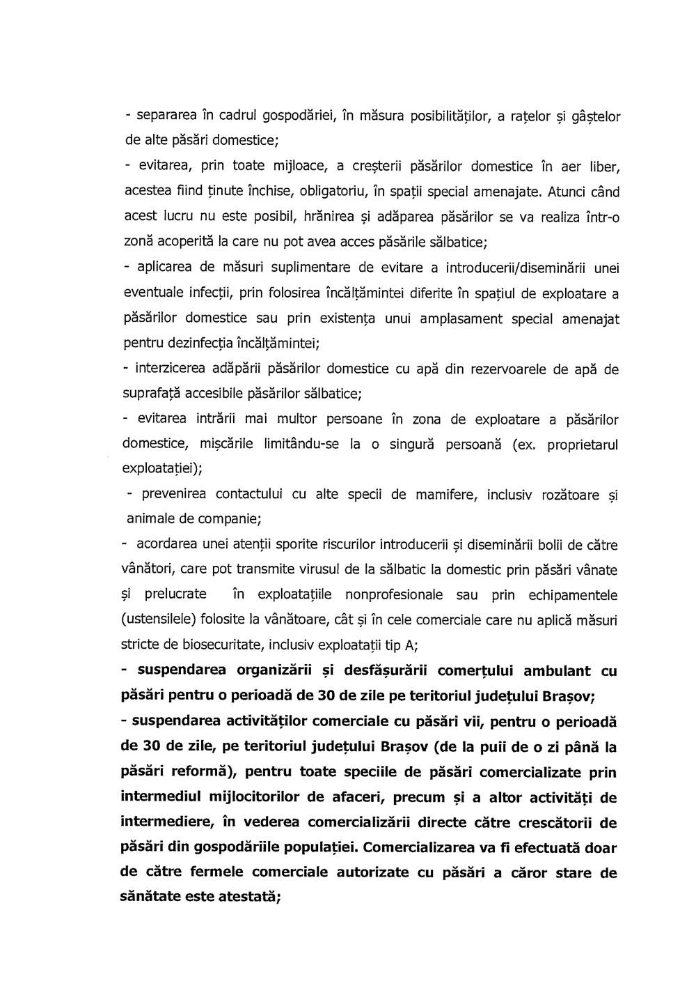 Hotărârea nr.7 din 10.05.2021 a CLCB Brașov